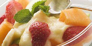 Creamy Dreamy Fruit Salad