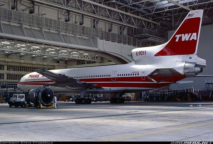 Lockheed L-1011-385-1-15 TriStar 100 aircraft - Trans World Airlines