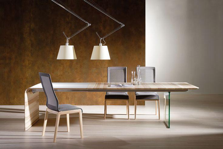 German set of table & chair design #Furniture #Design #Vietnam