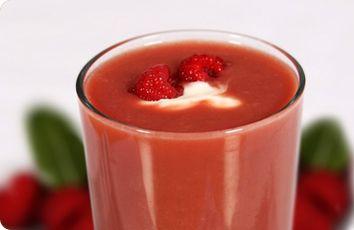 Bær-lækker smoothie