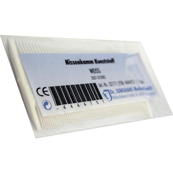 NISSENKAMM Kunststoff weiß:   Packungsinhalt: 1 St PZN: 04444751 Hersteller: Dr. Junghans Medical GmbH Preis: 1,40 EUR inkl. 19 % MwSt.…