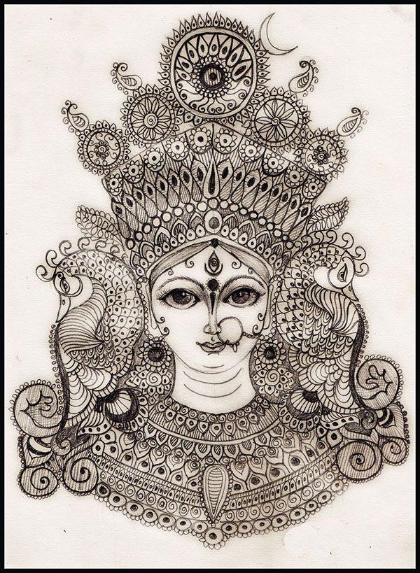 Paramchaintanya Men — danielwamba:   Durga