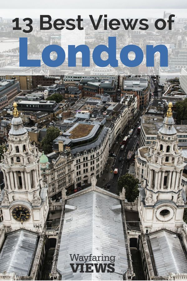 See the best views of London with this guide to all the best sky high spots. #Travel to #england  Things to do in London | The Shard | Tower of London | London Photography |London Eye | Sky Garden | London City Views |