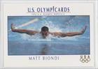 Matt Biondi - Swimming - Barcelona Olympics 1992 - Mens 4 x 100m Freestyle & 4 x 100m Medley ~ Seoul 1988 - Mens 100m Freestyle, 50m Freestyle, 4 x 100m Freestyle & 4 x 100m Medley ~ Los Angeles 1984 Mens 4x 100m Freestyle