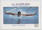 Matt Biondi - Swimming - Barcelona Olympics 1992 - Mens 4 x 100m Freestyle & 4 x 100m Medley ~ Seoul 1988 - Mens 100m Freestyle, 50m Freestyle, 4 x 100m Freestyle & 4 x 100m Medley ~ Los Angeles 1984 Mens 4x 100m Freestyle