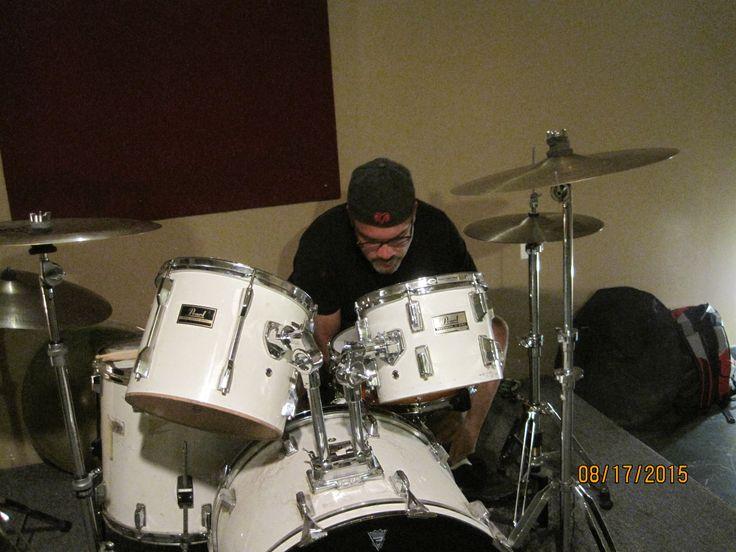Quick Lick : P.C.Pure`s drummer