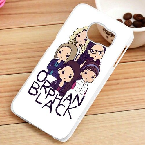 Clone Club Orphan Black samsung galaxy s3 / s4 / s5 / s6 / s6 edge / s7 case iphone case wallet case totebag tshirt mug amazon ebay etsy redbubble society6 Zazzle teespring lulla artfire otterbox buybest