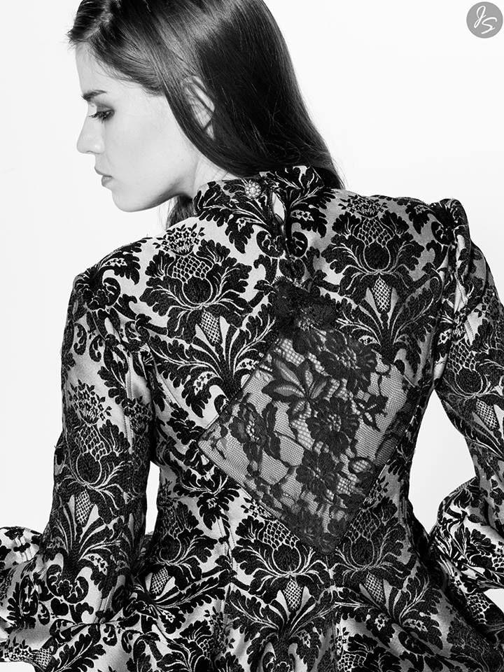 dress Gabriela Hezner fot. Justyna Staworzyńska  https://www.facebook.com/pages/Gabriela-Hezner-Designs/173112606072708?fref=ts