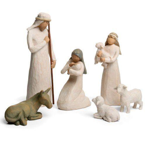 6 Piece Willow Tree Nativity Set
