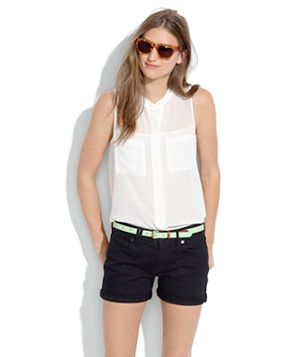 Simple but cute summer outfit.