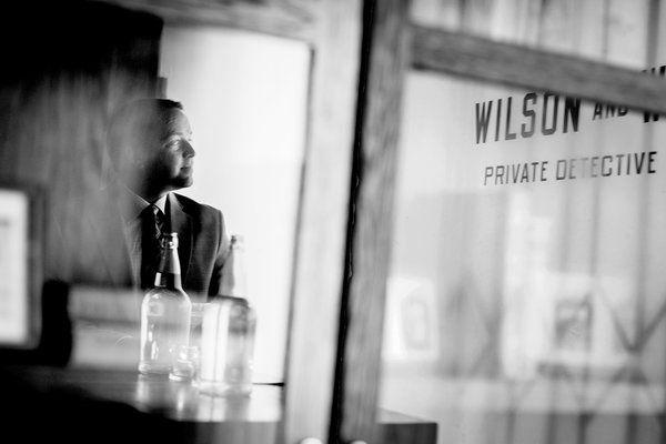 Wilson & Wilson speakeasy. San Francisco Noir - NYTimes.com