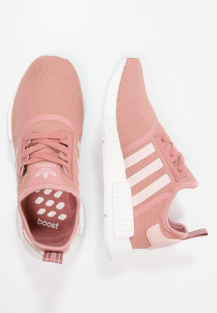 Bestill adidas Originals NMD_R1 - Joggesko - raw pink/vapour pink/white for kr 1195,00 (16.11.16) med gratis frakt på Zalando.no