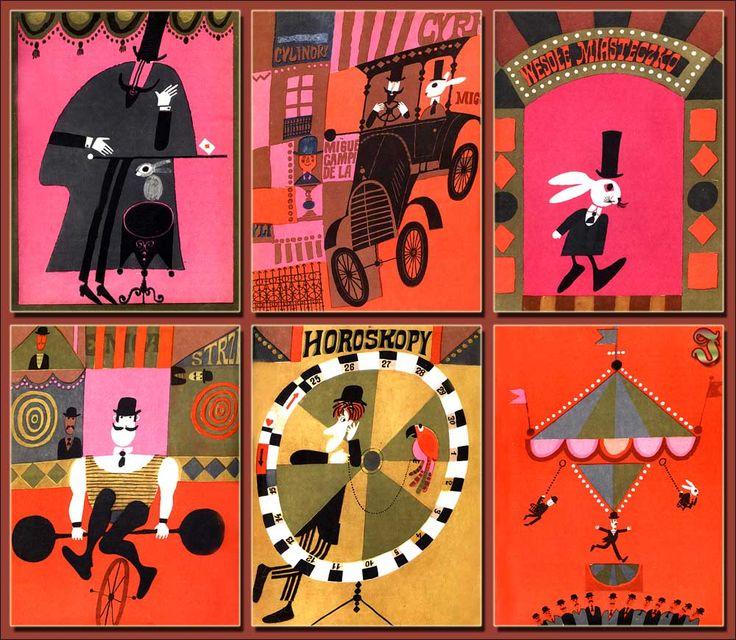 Book by Ludwik Jerzy Kern | Illustrated by Janusz Stanny
