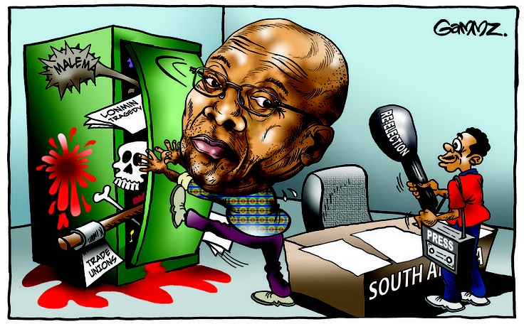 Jacob Zuma's re-election woes in South Africa and Cape Town