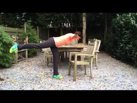 Strakke Billen / Benen Challenge Dag 21