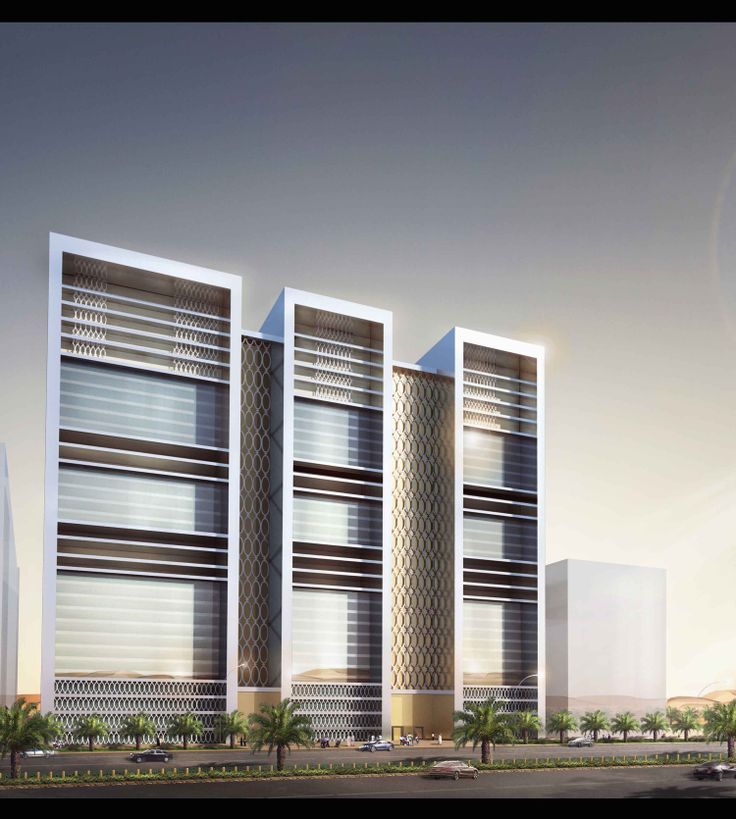 Architectural Illustration | Abu Dhabi | 2013 Design by BAE