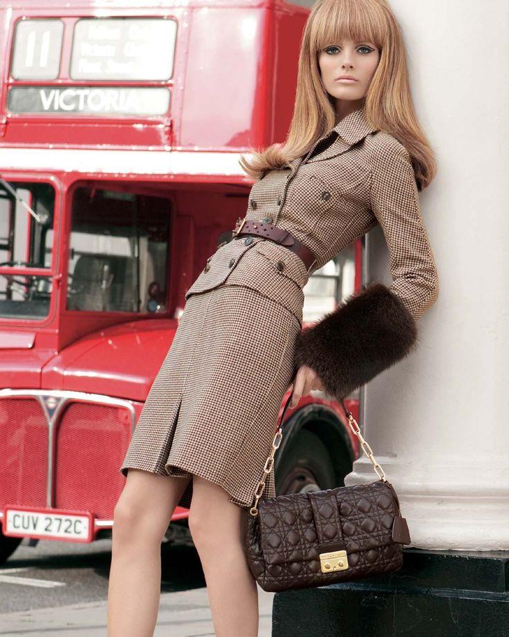 London Calling- Tweed