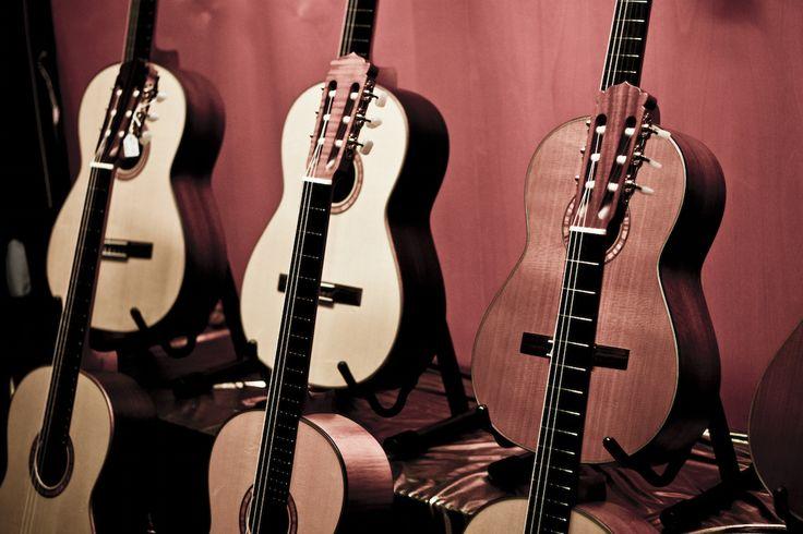 #Gitarren in riesiger Auswahl und hoher Qualität gibt es bei Musik Wittl!