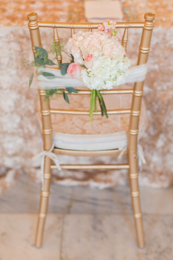 Gold Chiavari Chairs at Reception | photography by http://twomaries.com/