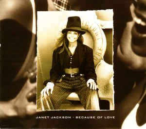Janet Jackson - Because Of Love (CD) at Discogs