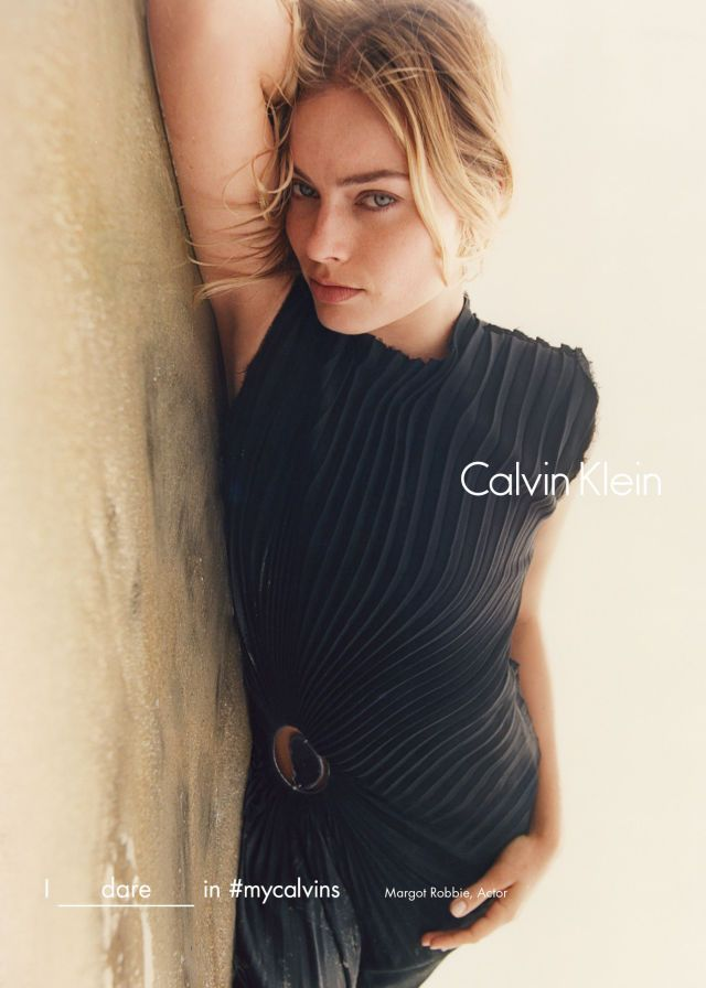 Calvin Klein Autumn/Winter 2016 Advertising Campaign | Margot Robbie
