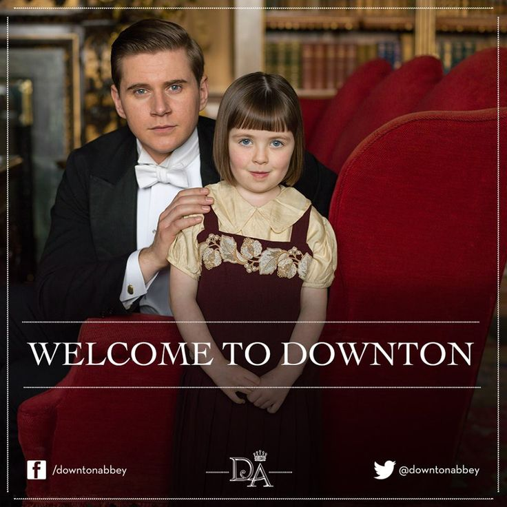 The Babies Of #DowntonAbbey Are Growing Quickly In New Season 5 Photos
