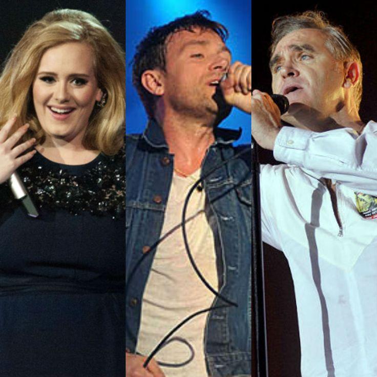 Glastonbury headliners will not be Adele, Blur, The Strokes, Oasis