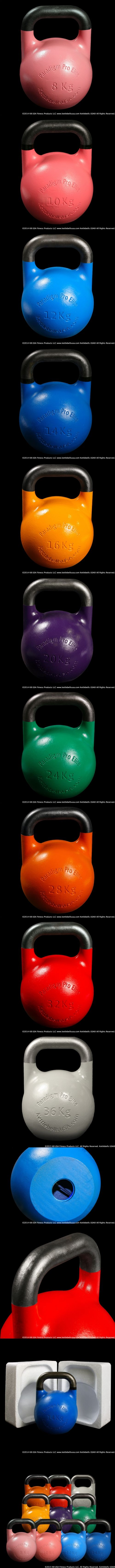 Paradigm Pro® Elite Precision Steel Competition Kettlebells Manufactured Exclusively by Kettlebells USA®.   www.kettlebellsusa.com   www.ikff.net   #kettlebell #kettlebells #girya #giryasport #kettlebellsport #ikff #quality