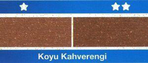 Pimawood Dış Cephe Renk Seçenekleri -  Koyu Kahverengi