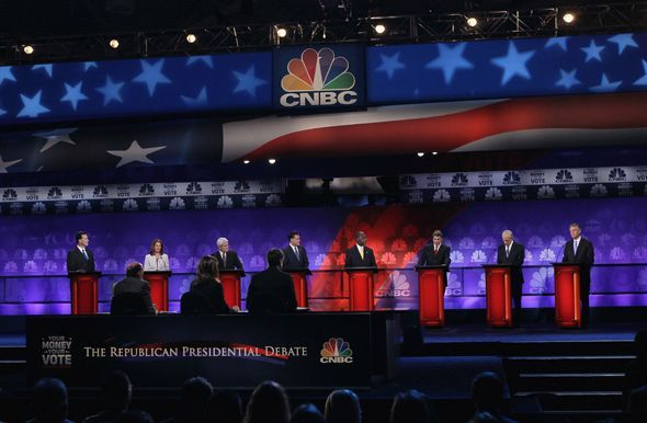POLL: Which of the GOP candidates won CNBC's Republican Primary Debate?