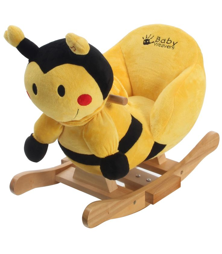 Buy Your Bumble Bee Rocking Animal With Chair Reviews From