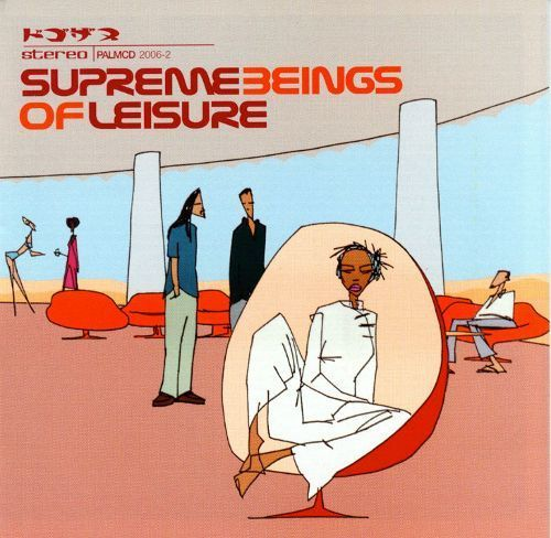 Supreme Beings of Leisure [CD]