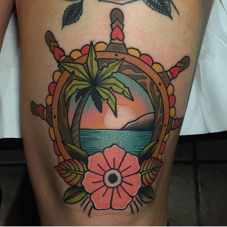 Tattoo de @ana.almagro.roman con material @barber_dts @barberdts.spain  @balm_tattoo Para citas / for bookings info@goldstreetbcn.com #tattoo #goldstreettattoo #barcelona