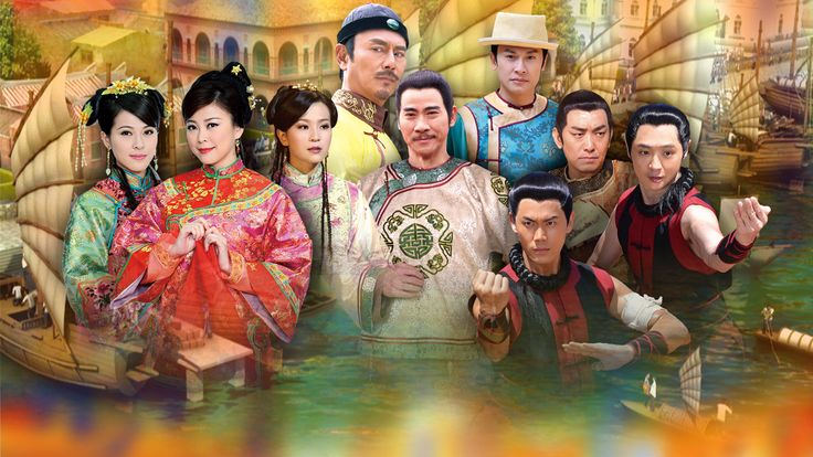 Rồng Bay Phượng Múa Kênh trên TV - THVL1