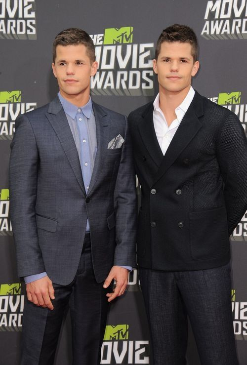 C on (With images) | Carver twins, Charlie carver ...