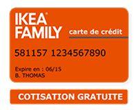 #moncompte Carte #ikea #family Espace client #carte en ligne http://comptecredit.com/carte-ikea-family/
