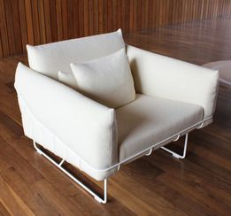 Herman Miller Wireframe Sofa - Cool Hunting