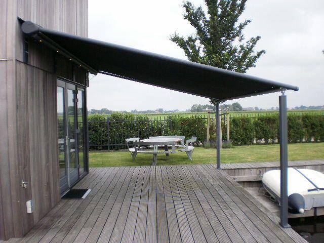 Terrasoverkappingen Groningen - Veldman Zonwering