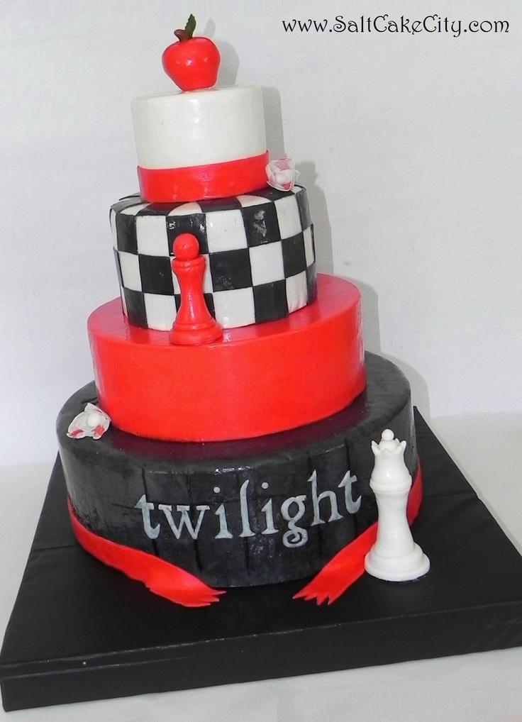 Salt Cake City: Twilight Cake for Mom