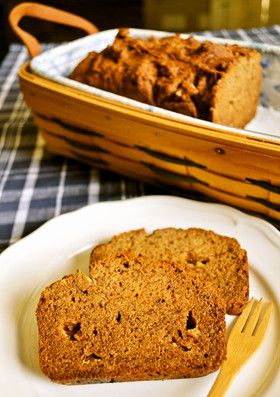 グルテンフリー バナナケーキ by Little Darling | cookpad
