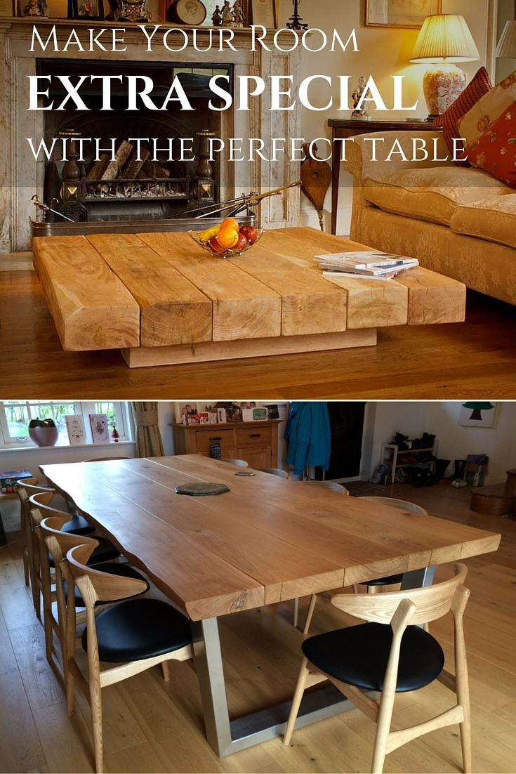 Hand Crafted Dining And Coffee Tables Designed To Make Rooms Look Amazing Individually Engineered Last For A Lifetime