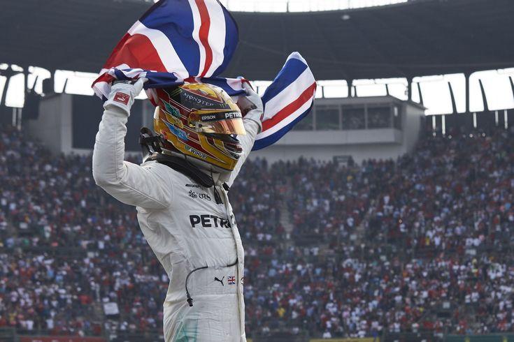 #F1 : Lewis Hamilton sichert sich vorab WM Titel 2017 - Mercedes-Benz Passion Blog / Mercedes Benz, smart, Maybach, AMG