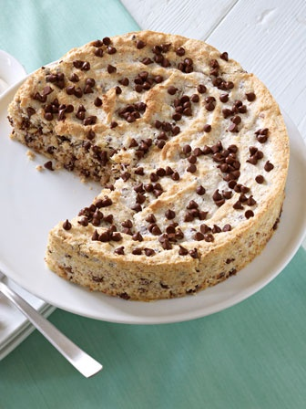 Coconut Almond Torte with Chocolate Chips #glutenfree: Chocolate Chips, Chocolates Chips, Almonds Torte, Coconut Almonds, Cakes Torte, Chocolate Chip Recipes, Chips Recipes, Ghirardelli Coconut, Chips Allrecipes Com