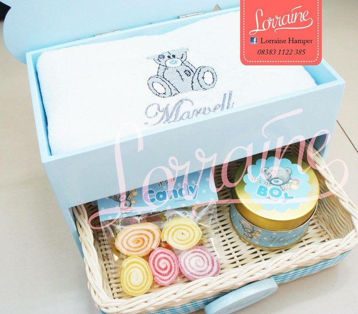 Maxwell one month hamper