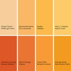 mango colour shades - google search | paint for kitchen