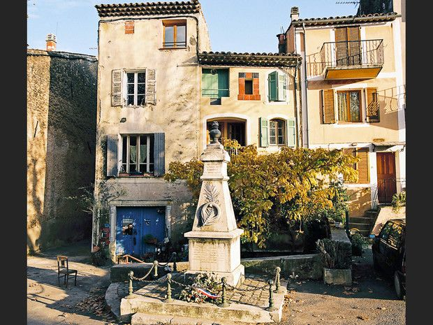 Correns Provence