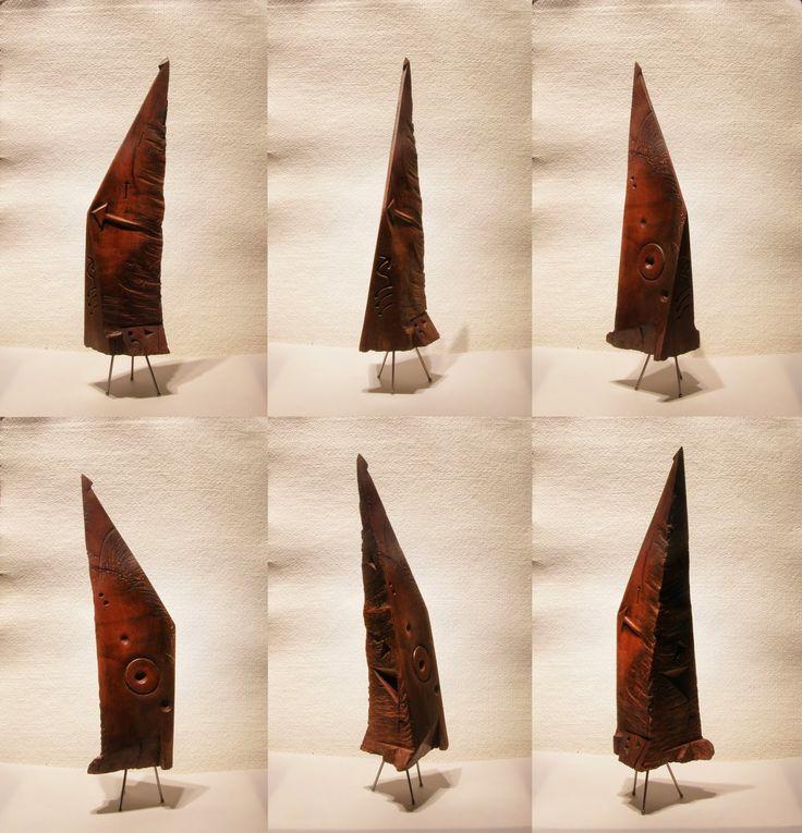 Paweł Jackowski: rzeźby sculptures