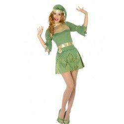 #Disfraz de #Gnomo o #Elfo para chica #mercadisfraces #tienda de #disfraces #online disponemos de disfraces #originales perfectos para #carnaval.