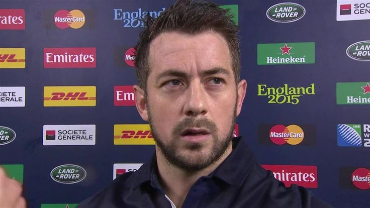 Greig Laidlaw devastated after defeat
