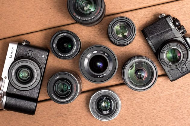 The First Micro Four Thirds Lenses You Should Buy